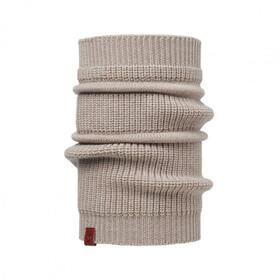 Buff Haan Knitted Neckwarmer cobblestone